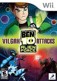 Ben 10 Vilgax Attacks