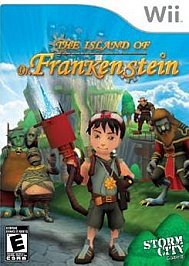 Island of Dr Frankenstein