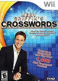 Merv Griffins Crosswords