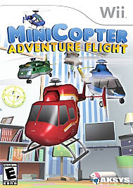 Mini Copter: Adventure Flight