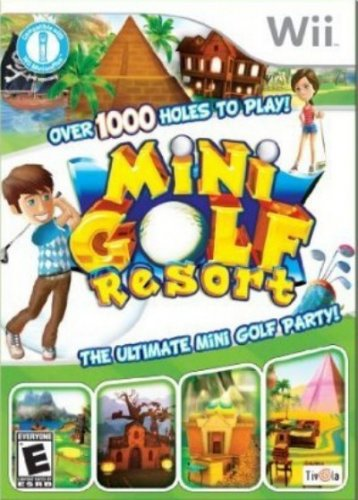 Mini Golf Resort