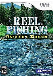 Reel Fishing: Anglers Dream