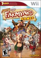 Party Pigs Farmyard Games