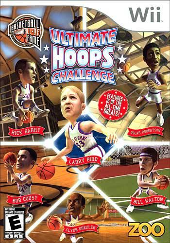 Ultimate Hoops Challenge