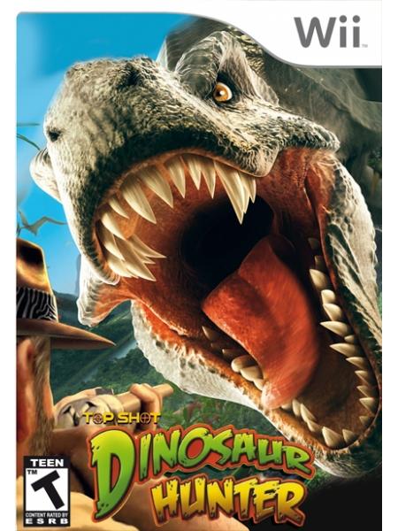 Top Shot Dinosaur Hunter