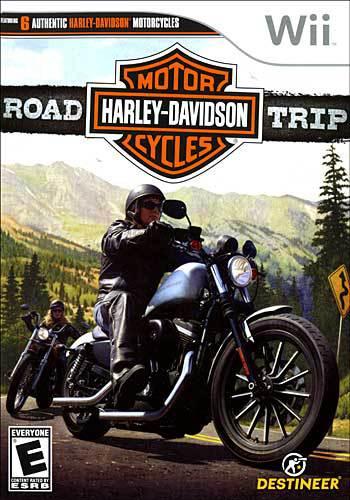 Harley Davidson: Road Trip