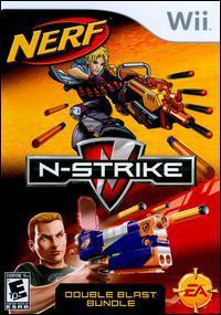 Nerf N Strike Double Blast