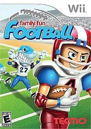 Family Fun: Football
