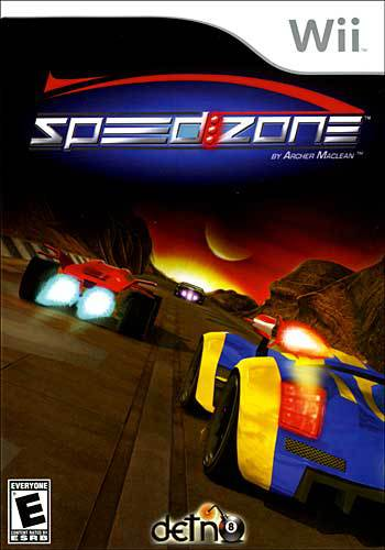 Speed Zone by Archer MaClean