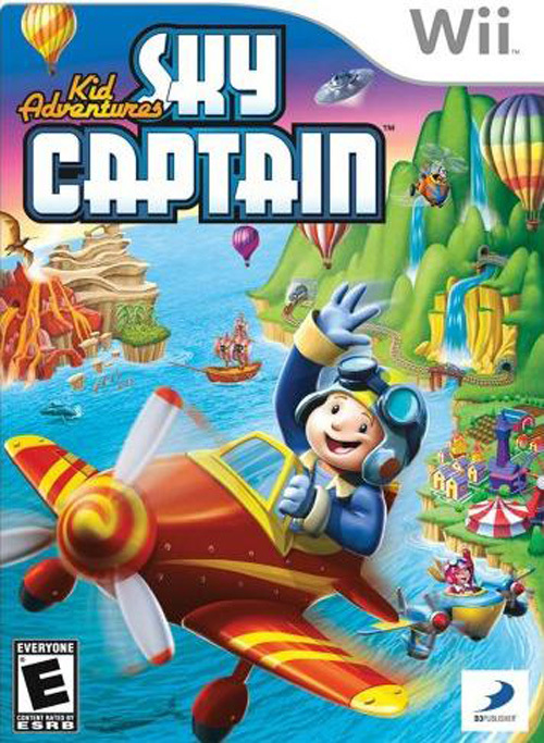 Kids Adventures Sky Captain