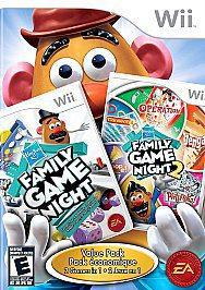 Family Game Night 1 & 2