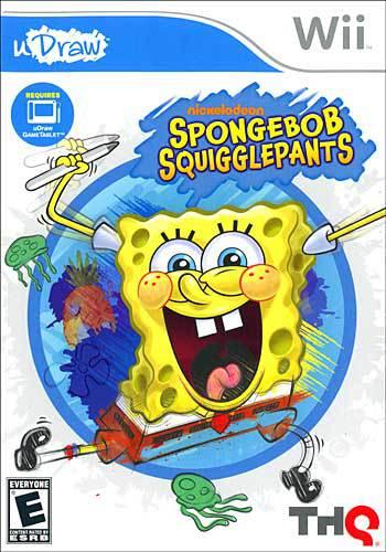 uDraw: Spongebob Squigglepants