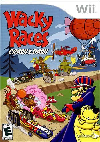 Wacky Races Crash & Dash