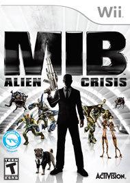 Men In Black 3: Alien Crisis