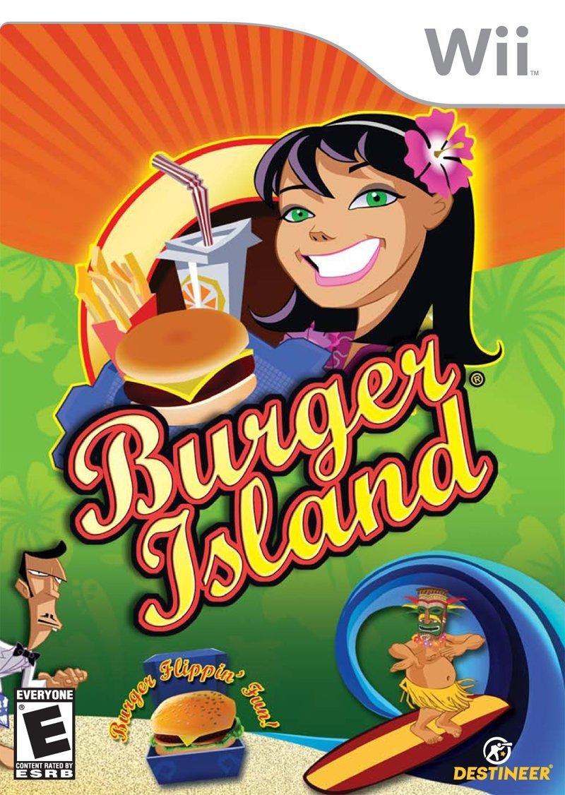 Burger Island
