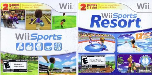 Wii Sports Double Pack