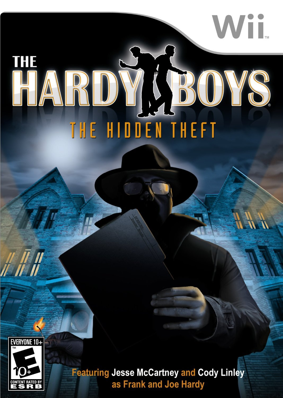 Hardy Boys, The: Hidden Theft