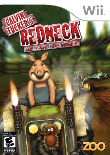 Calvin Tuckers Redneck Racing