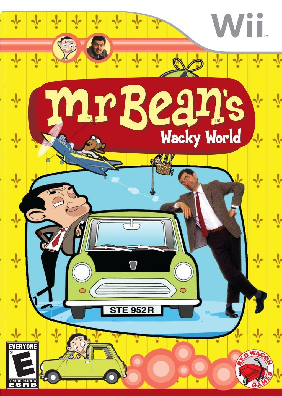 Mr Beans Wacky World