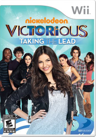 Nikelodeon Victorious