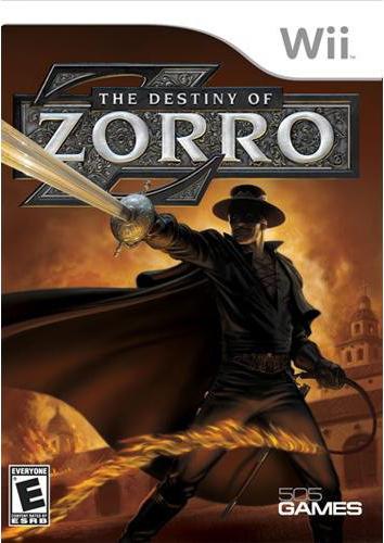 Destiny of Zorro, The