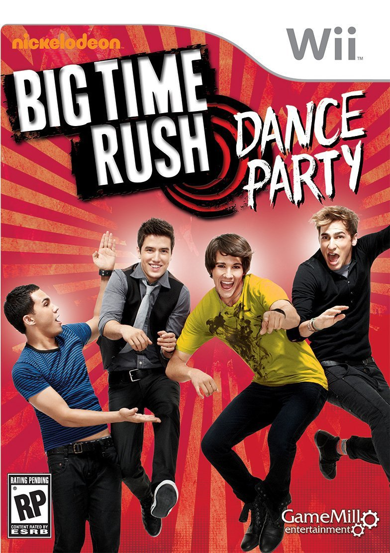 Big Time Rush Dance Party
