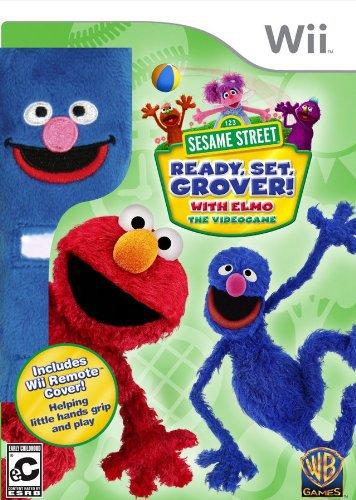 Sesame Street Ready Set Grover