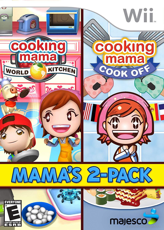 Cooking Mama: Mamas 2 Pack