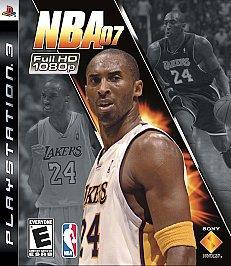NBA 2007 07