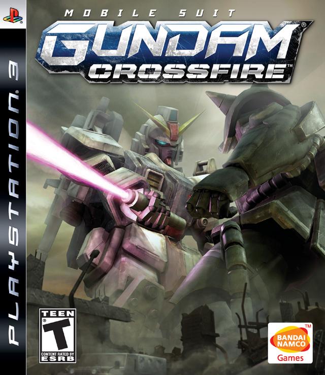 Mobile Suit Gundam Crossfire