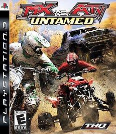 MX vs ATV: Untamed