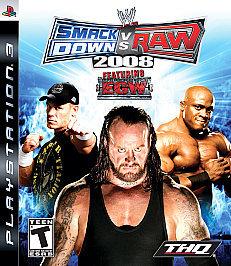 WWE: Smackdown Vs Raw 2008