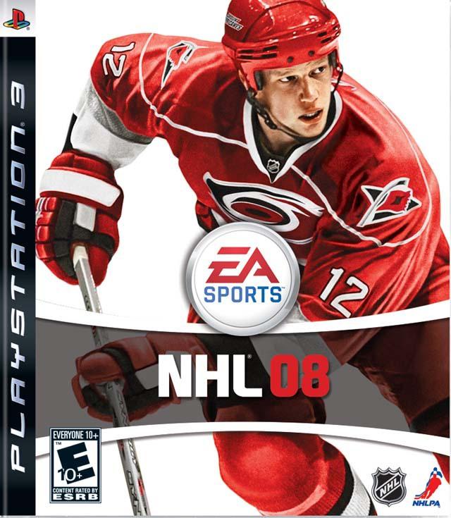 NHL 2008 08