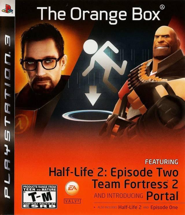 Orange Box, The