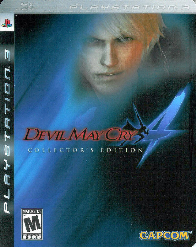 Devil May Cry 4 CE