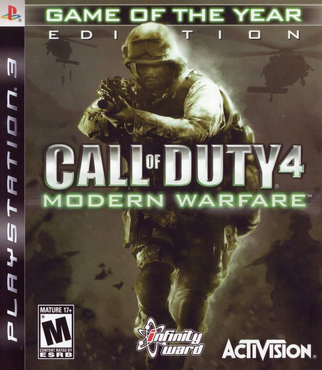 Call of Duty 4: GOTY Edition