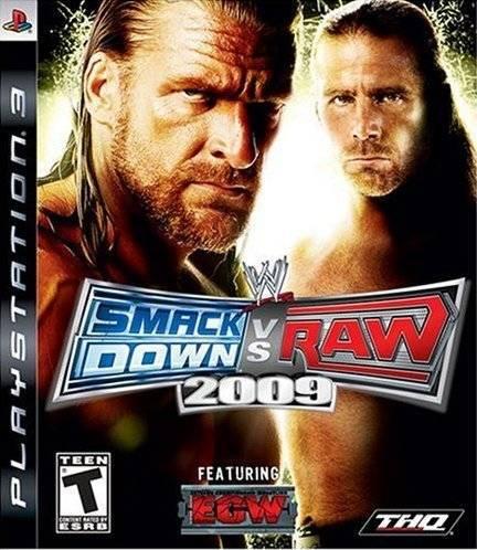 WWE: Smackdown Vs Raw 2009
