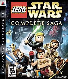Lego Star Wars: Complete Saga