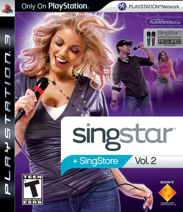 SingStar: Volume 2