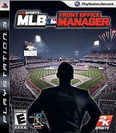 MLB: Front Office Manager