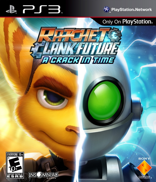Ratchet & Clank: Crack in Time