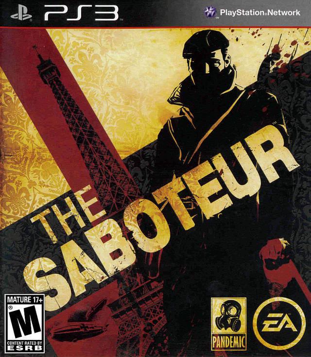 Saboteur, The