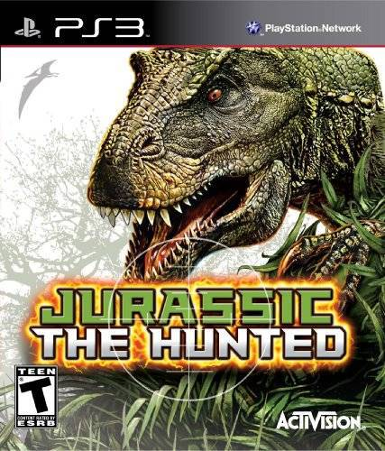 Jurassic The Hunted