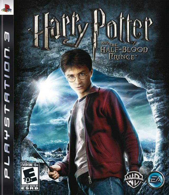 Harry Potter Half Blood Prince