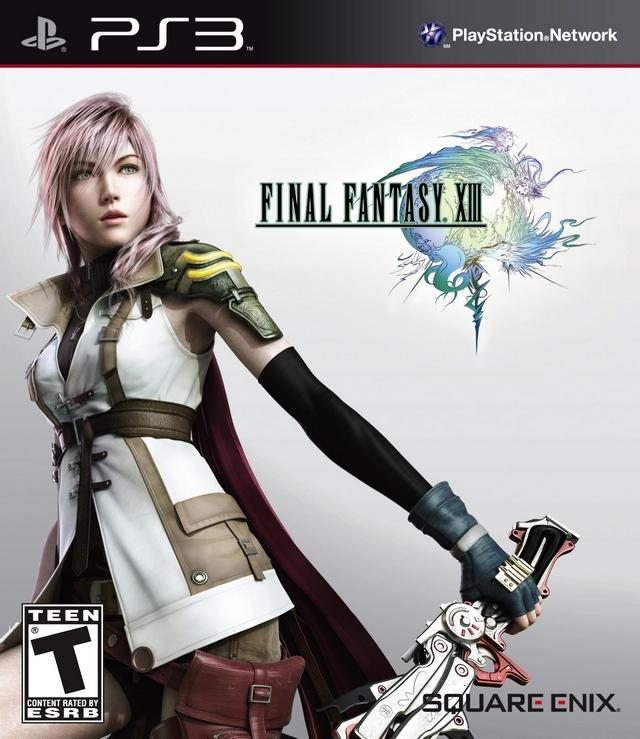 Final Fantasy XIII 13