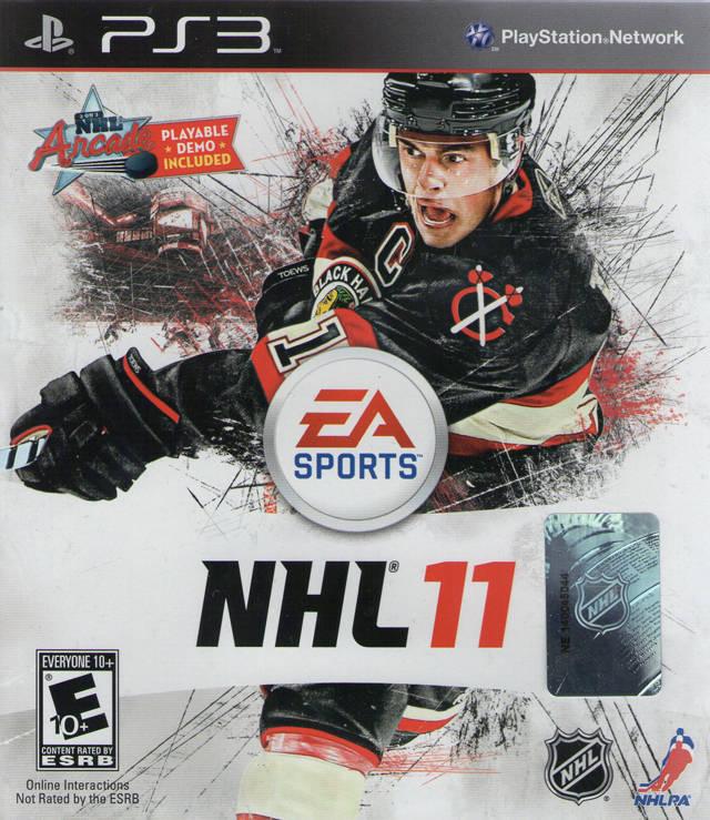NHL 2011 11