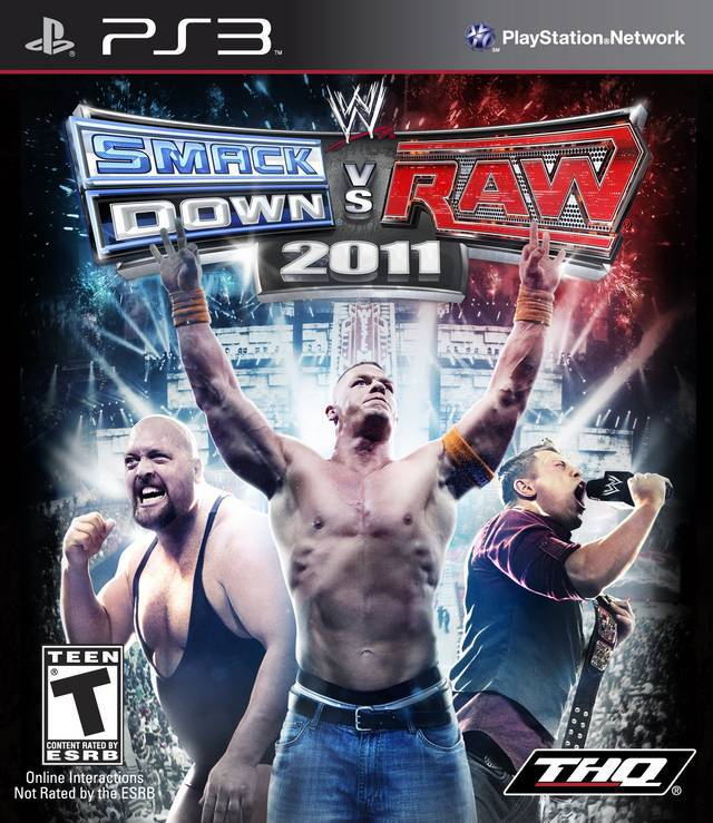 WWE: Smackdown Vs Raw 2011