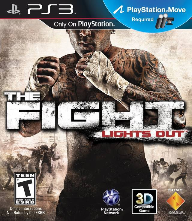 Fight, The: Lights Out