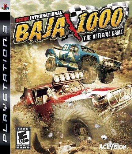Score International: Baja 1000