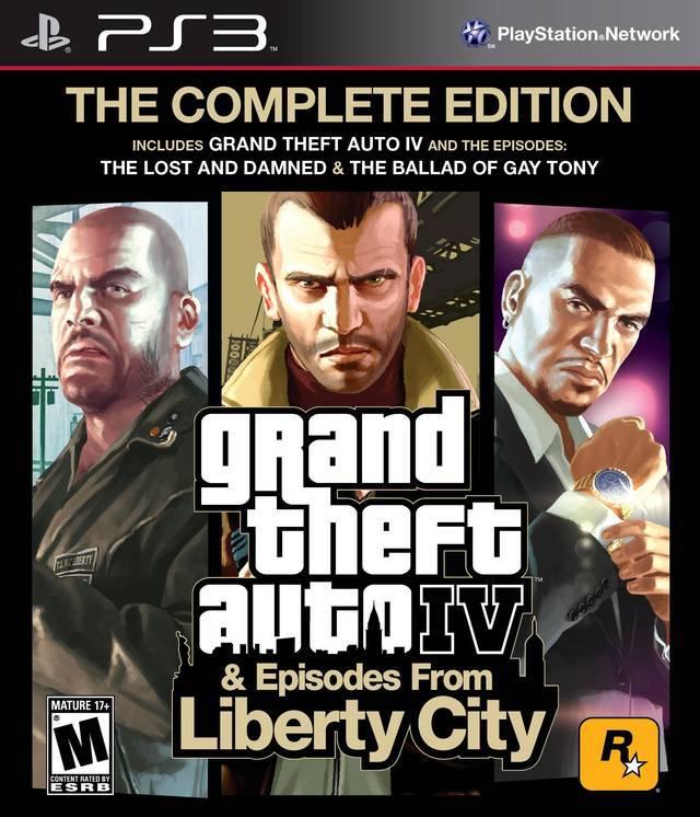 Grand Theft Auto IV: Complete